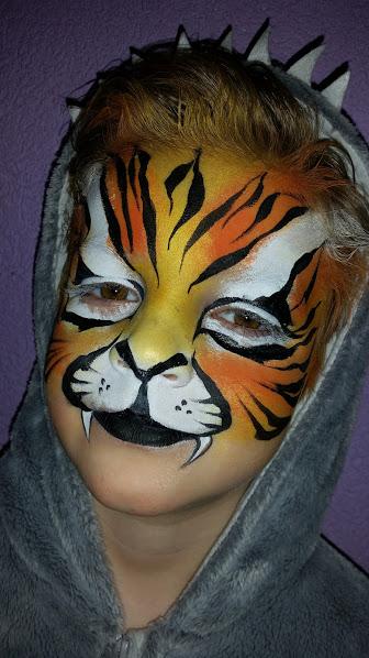 grimage tigre